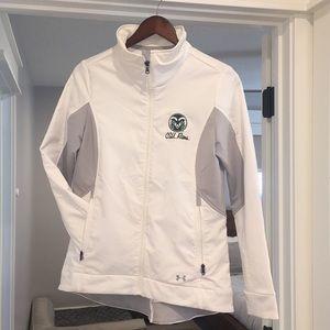 CSU Rams Under Armour Jacket 🐏